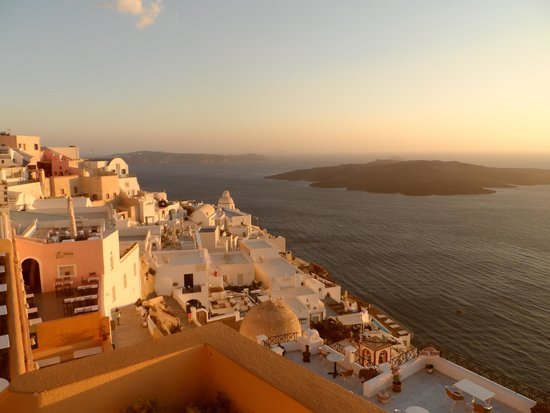 Hotel Eleftheria: Beautiful Fira