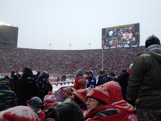 University of Michigan: The Stadium