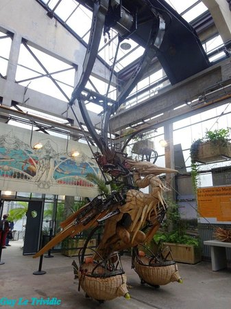Les Machines de L'ile : Le Héron