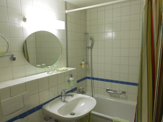 Steinenschanze Stadthotel: En-suite