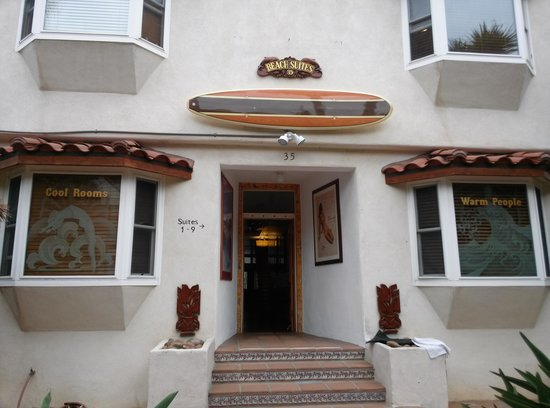The Hotel California: The suite rooms