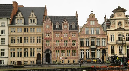 Ghent Marriott Hotel: view of the hotel