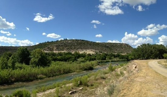 Llano (TX) United States  city photo : South Llano River State Park: A view of S. Llano River from the day ...