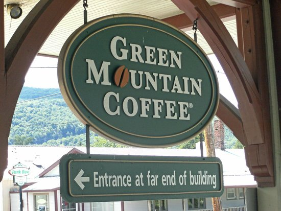 ‪‪Green Mountain Coffee Visitor Center & Cafe‬: Green Mountain‬