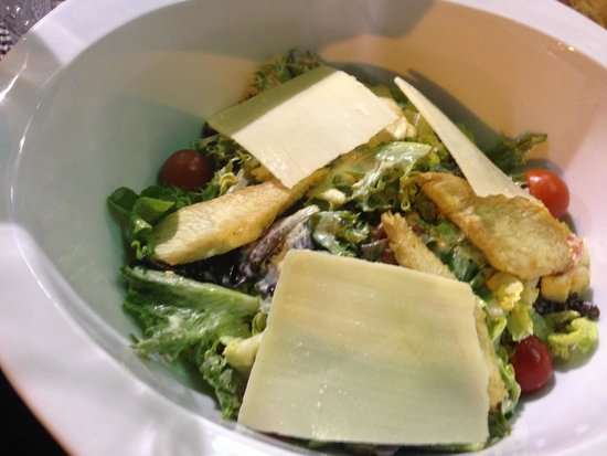 Le Bacchus : Salade caesar