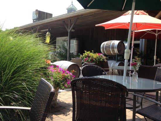 Marquis De Lafayette Hotel: Cape May Winery- 10 min away