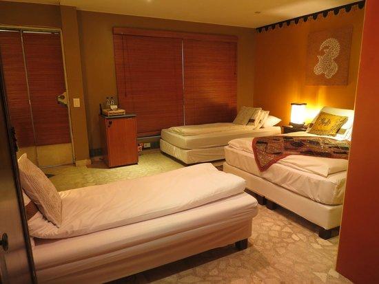 India Chez Moi Boutique Hotel: Comfort Family