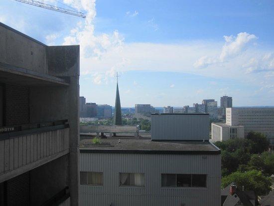 Albert at Bay Suite Hotel : Vue du balcon de la chambre