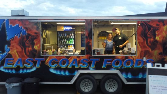 Hillsborough - East Coast Food Truck