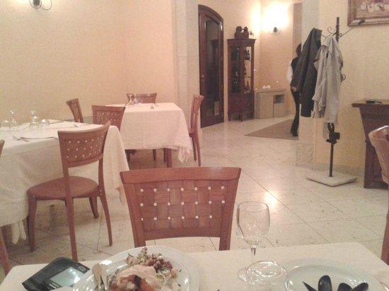 Conte Castiglione: La sala 2