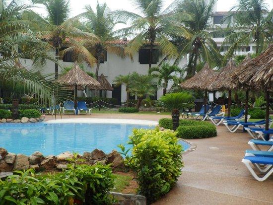 SUNSOL Isla Caribe: piscina pequeña