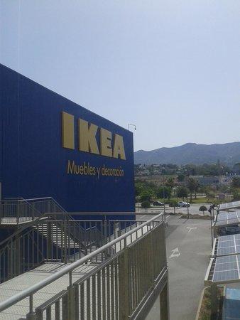 ikea and mountains