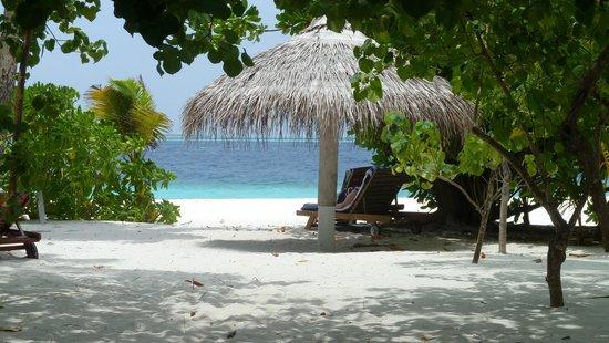 Filitheyo Island Resort: Die RUHE schlechthin