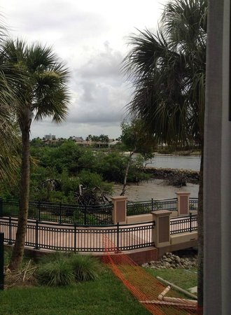 BEST WESTERN Intracoastal Inn: view from room 127