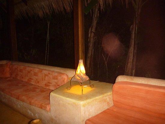 Hotel Shawandha Lodge: resaurante