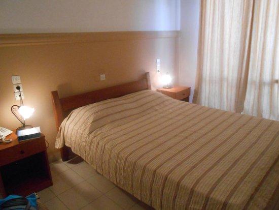 Danaos Hotel : Camera doppia uso singola