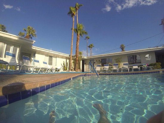 Palm Springs Rendezvous: ��pool
