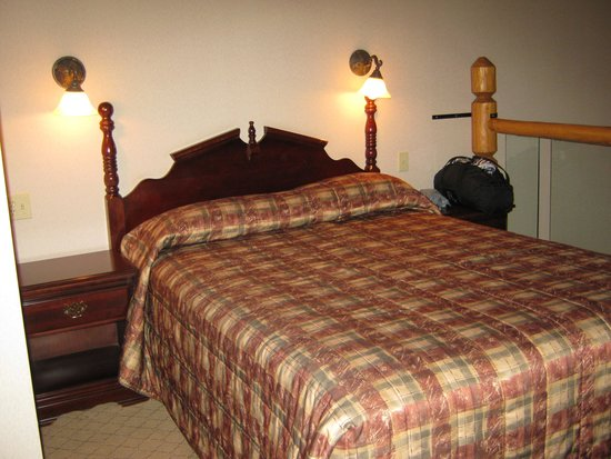 Rundlestone Lodge: Really comfy beds