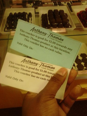 Anthony Thomas Chocolates