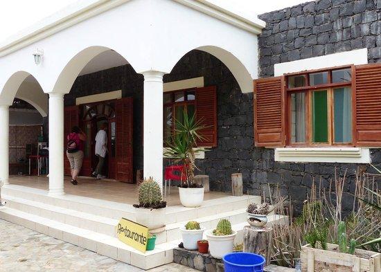 Calhau, Cabo Verde: Restaurante Serenata