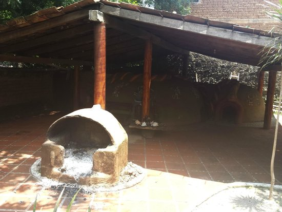 Hotel Teocalli: Temazcal