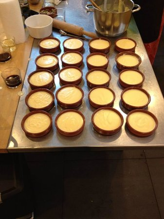 Cook and Taste Barcelona Cooking Classes: Catalan version of Cream Brulee'
