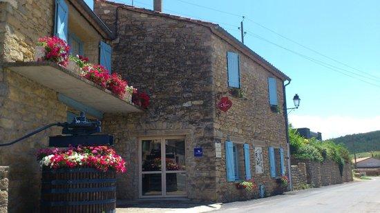 Antugnac, Prancis: Caveau de dégustation - Domaine Delmas