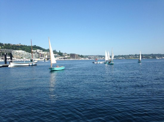The Center for Wooden Boats: Youth sailing lessons