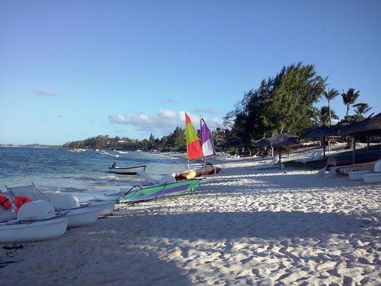 Long Beach Mauritius: Playa
