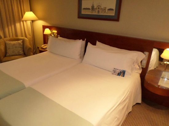 Tryp Madrid Alameda Aeropuerto Hotel : En la habitación