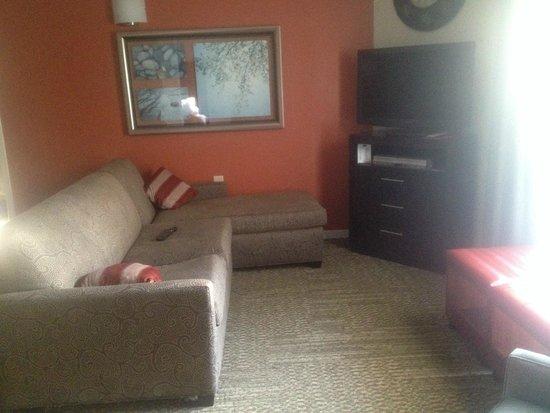 Staybridge Suites Lake Buena Vista: living