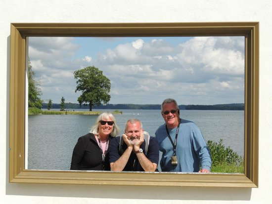 Friends of Dave Tours: Schwerin Castle Grounds
