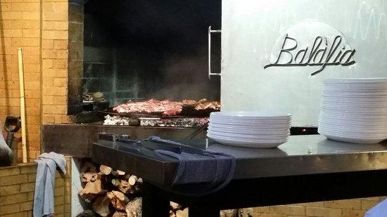 Cami de Balafia: Hier is de magische plek....