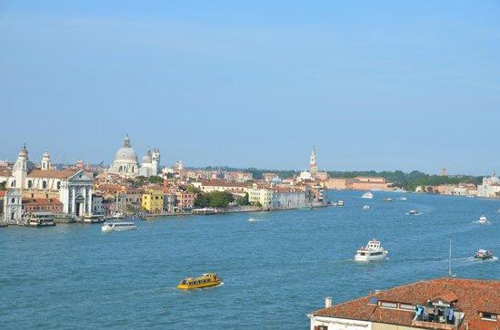 Hilton Molino Stucky Venice Hotel: View from Hotel Roof