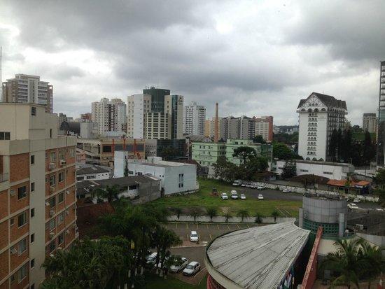 Ibis Joinville: Vistas desde habitación