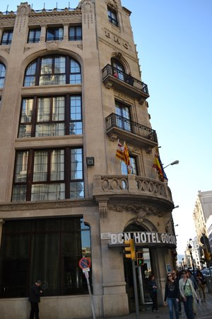 Hotel Colonial Barcelona: hotel