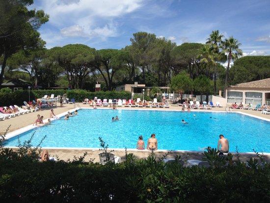 Residenz Club Maeva Saint-Raphael Valescure: piscine