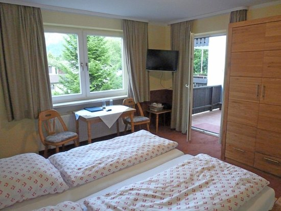 Hotel Waldmann: Habitación