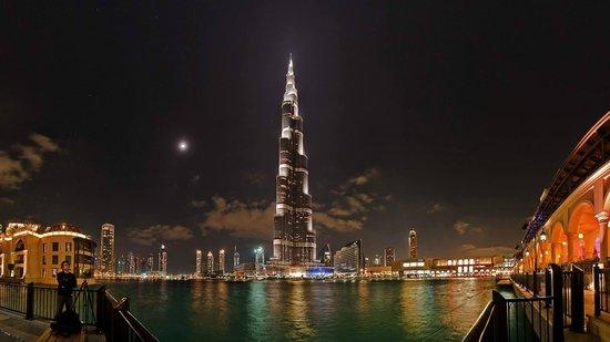Burj Khalifa: Burj Experience