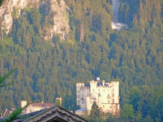 Hotel Waldmann: Vista desde la habitación