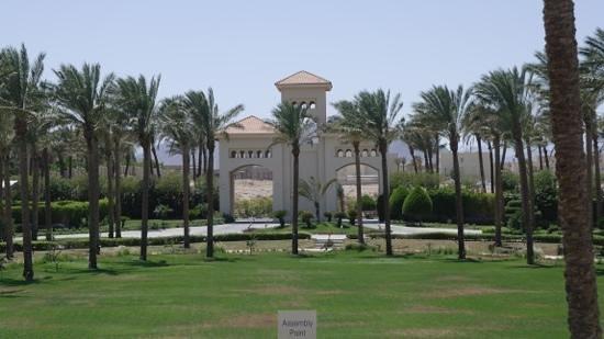 Cleopatra Luxury Resort Sharm El Sheikh : front view