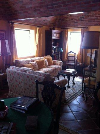 QUINTA DA TORRE : Aufenthaltsraum