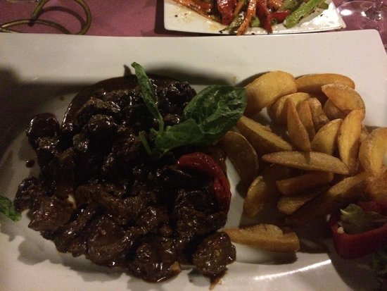 The Old Trading House Restaurant: Very Tasty Wild Boar