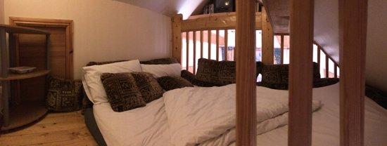 Windy Arbour Farm: Wren loft room