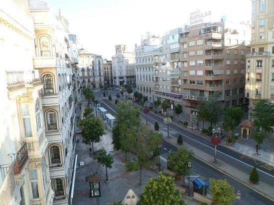Hotel Juan Miguel: Vista