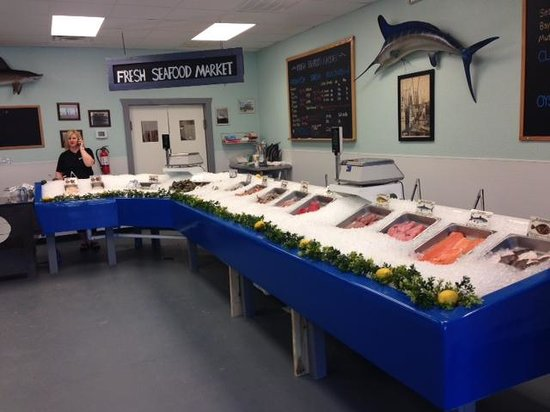 Off The Hook Seafood Restaurant & Market : The Freshest