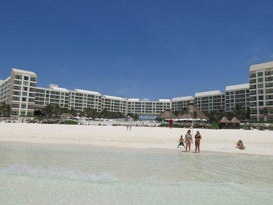 The Westin Lagunamar Ocean Resort Villas & Spa: Vista frontal