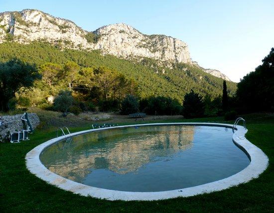 S'Era Vella: Pool mit Ausblick