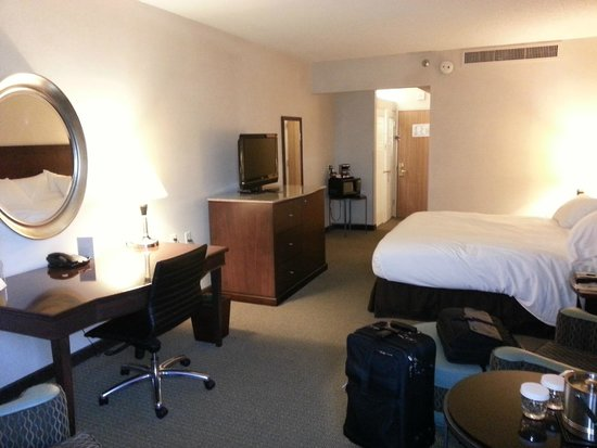 Doubletree Houston Intercontinental Airport: Room 624