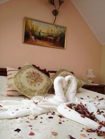 Hotel Crocus : Room